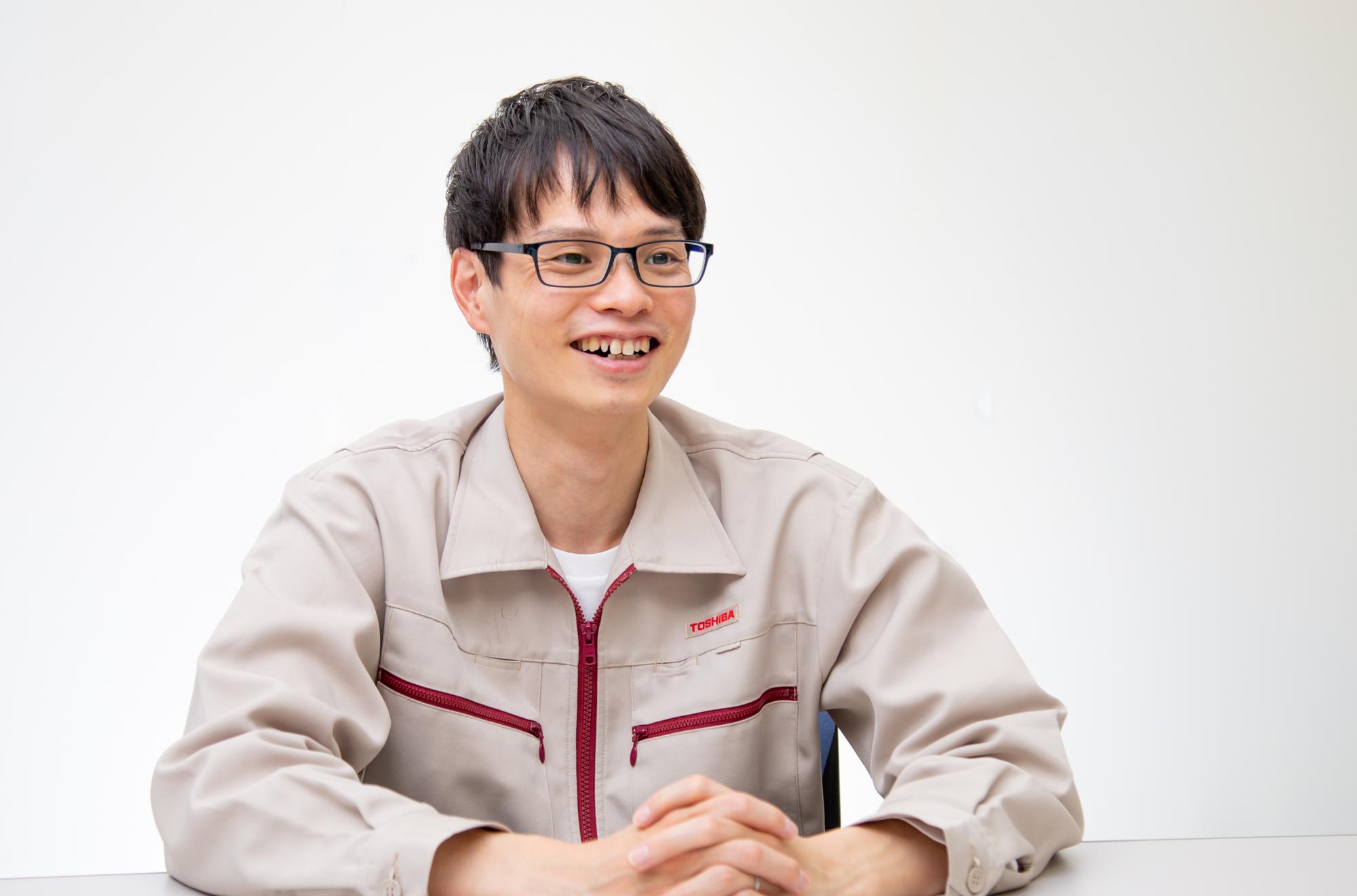 株式会社東芝 電池事業部 電池システム開発部 電池システム開発第一担当 黒須 雅浩氏(1)