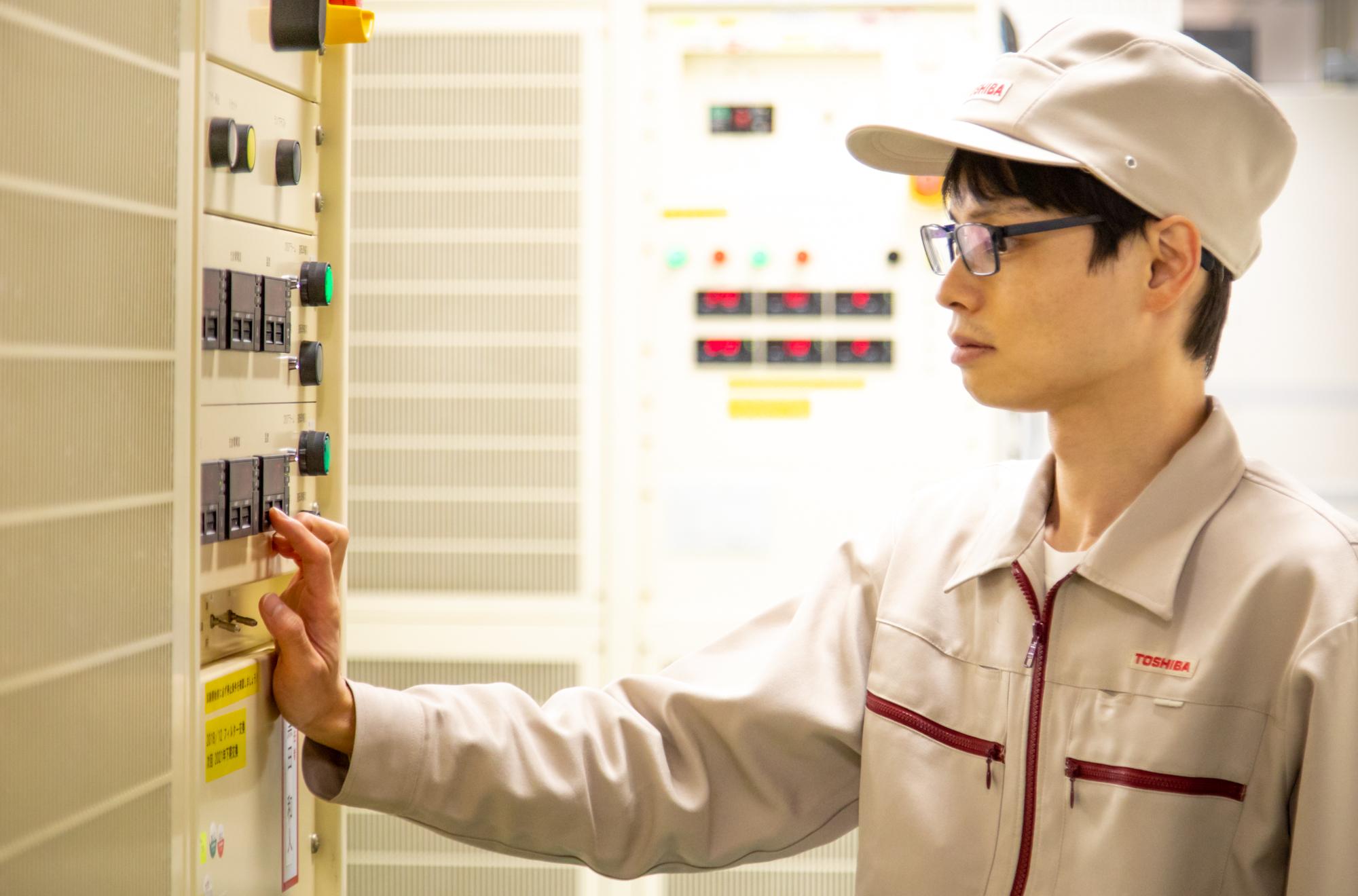 株式会社東芝 電池事業部 電池システム開発部 電池システム開発第一担当 黒須 雅浩氏(2)