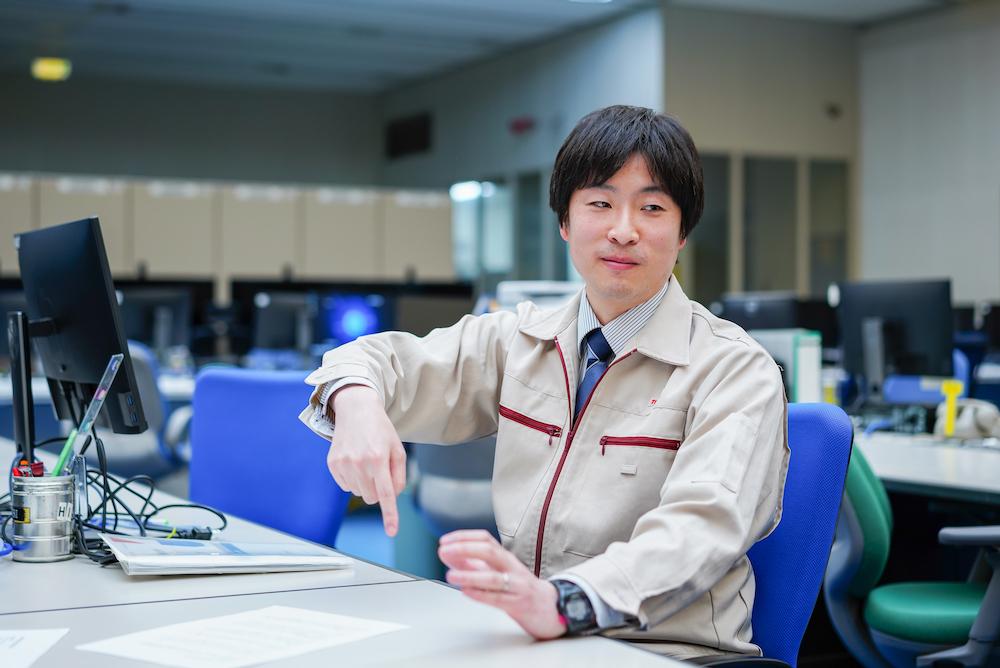 東芝エネルギーシステムズ株式会社 パワーシステム事業部 課長代理 佐川 敬一氏