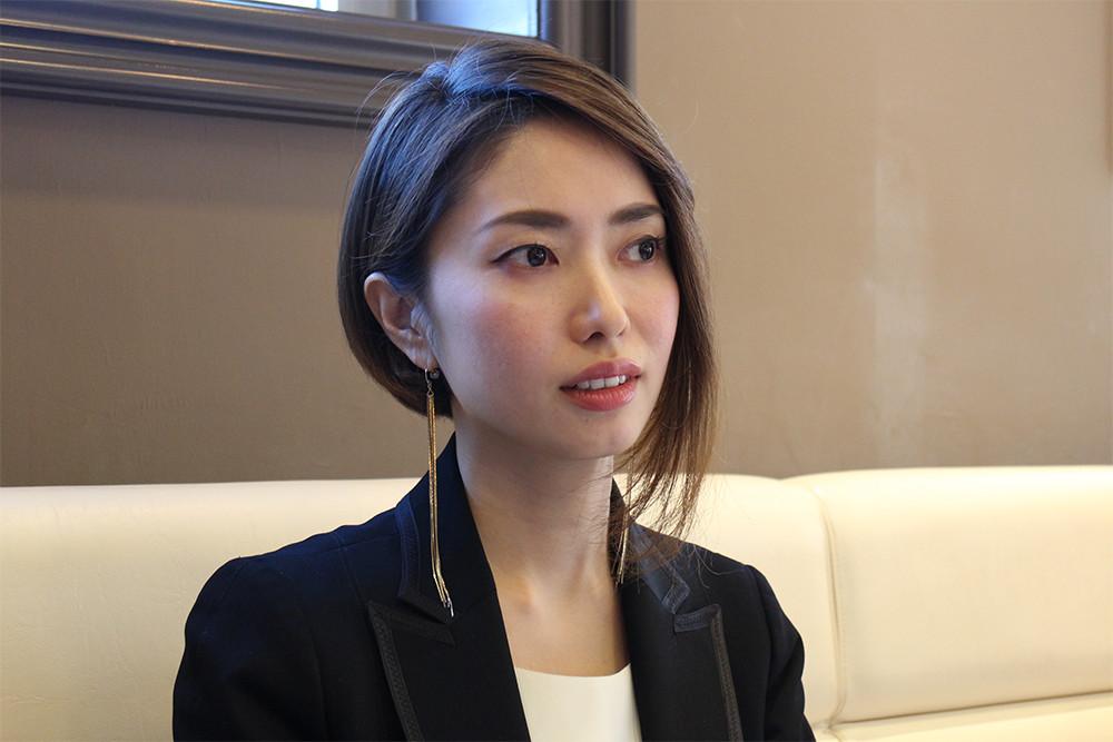 東芝テック サービス・ソリューション事業開発部 新規事業企画室 入澤瑛美氏