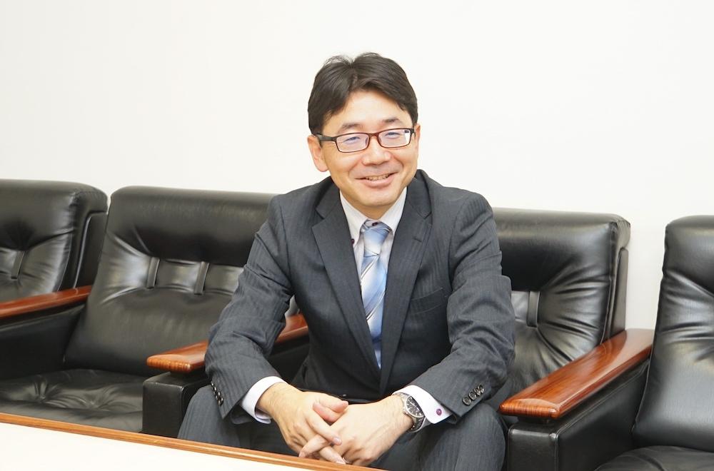 東芝エネルギーシステムズ株式会社 水素エネルギー事業統括部 システム設計部 主務 阿部孝彦氏