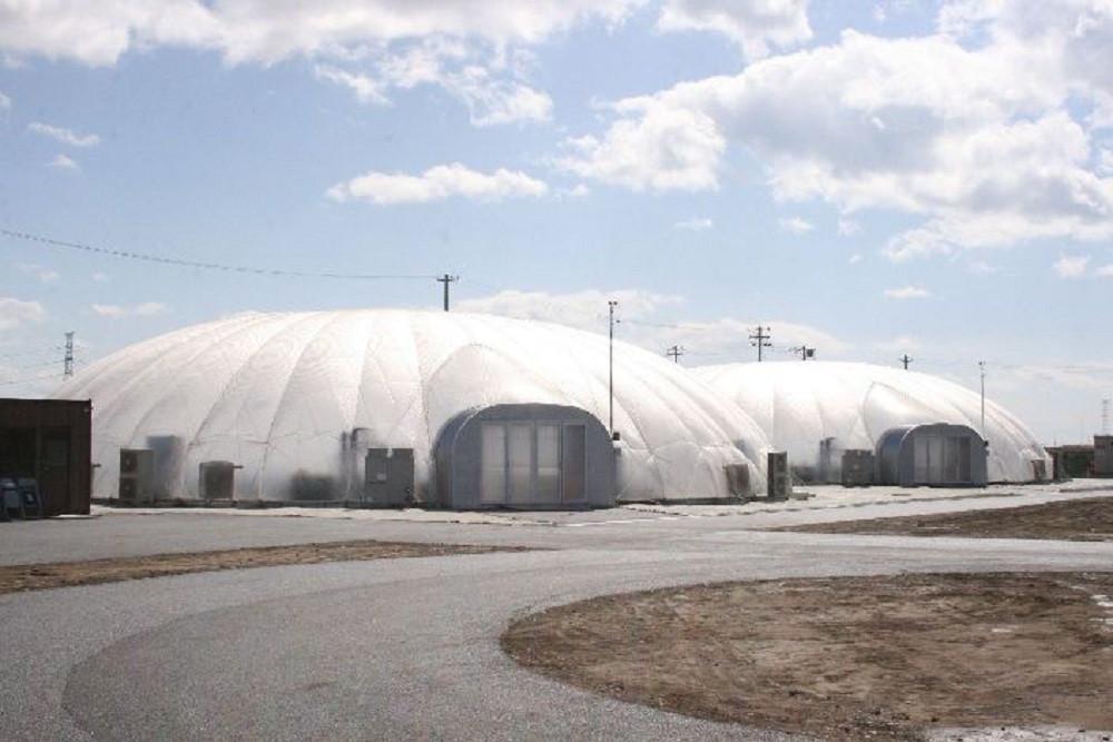 南相馬ソーラー・アグリパーク 植物工場