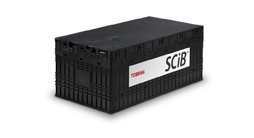 リチウムイオン二次電池「SCiB™」