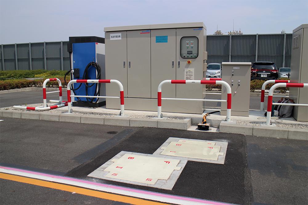 EVバス充電用送電パッド