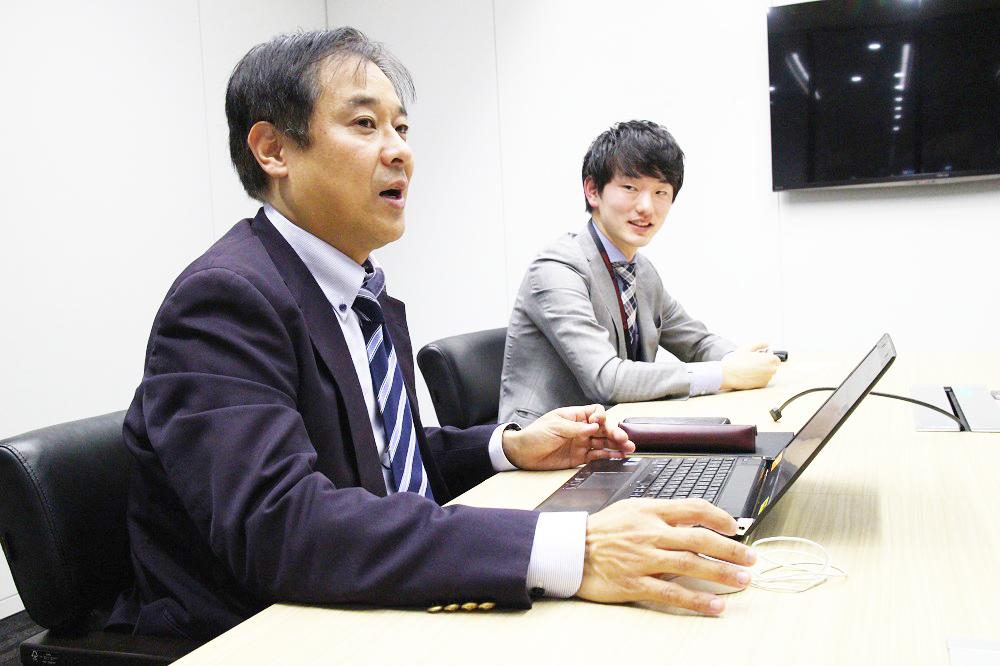 「日本の新幹線ほとんどに乗ったことがある」と語る小泉氏