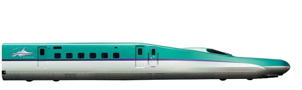 北海道新幹線H5系 写真提供:北海道旅客鉄道株式会社