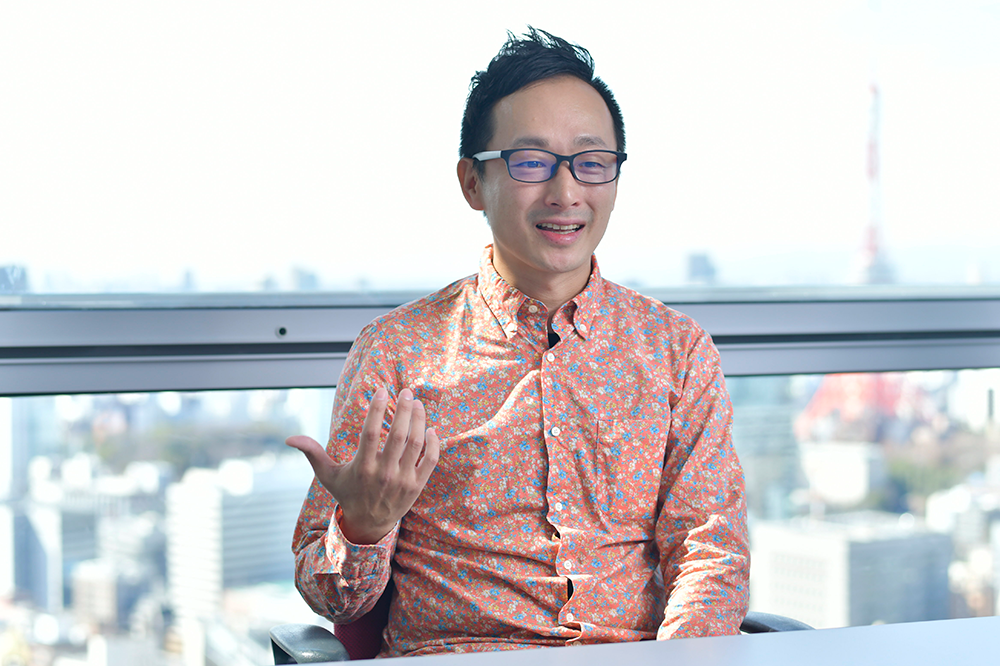 日本テレビ放送網株式会社 技術統括局 技術戦略部 主任 加藤 大樹氏
