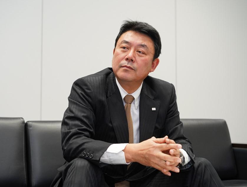 東芝ライテック株式会社 代表取締役社長 平岡敏行氏