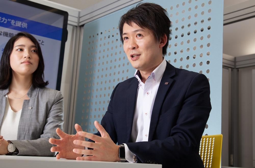 東芝エネルギーシステムズ株式会社 グリッド・アグリゲーション事業部 エネルギーIoT推進部 木村功太朗氏