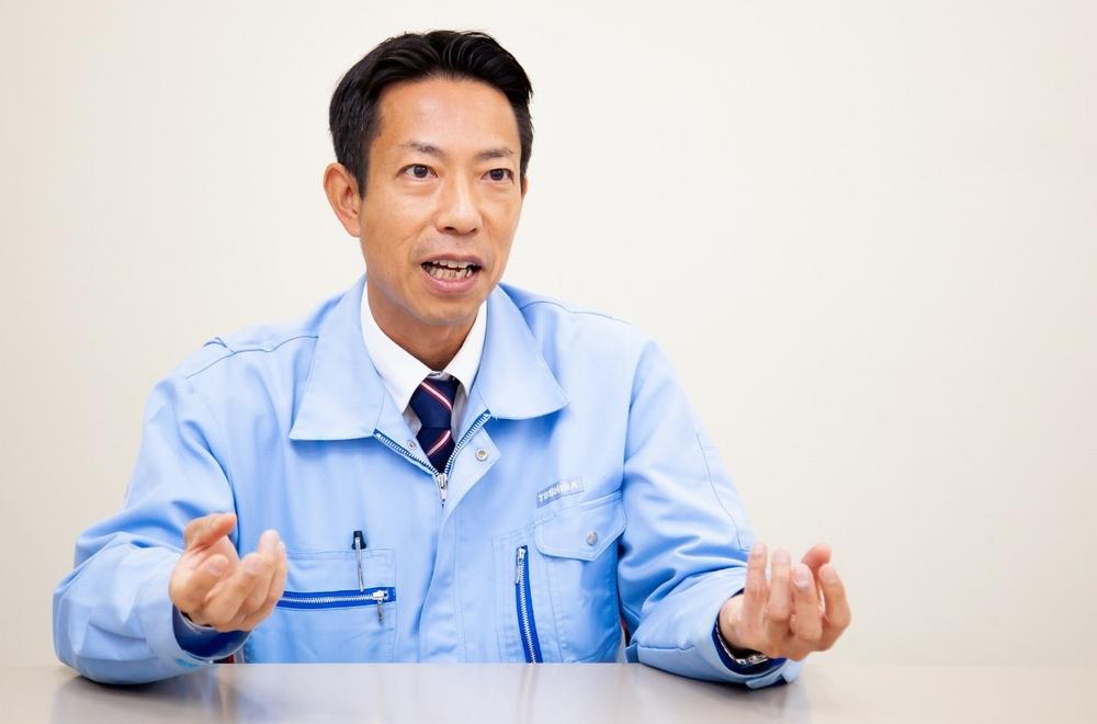 株式会社東芝 研究開発センター 機械・システムラボラトリー 研究主幹 渡部一雄氏