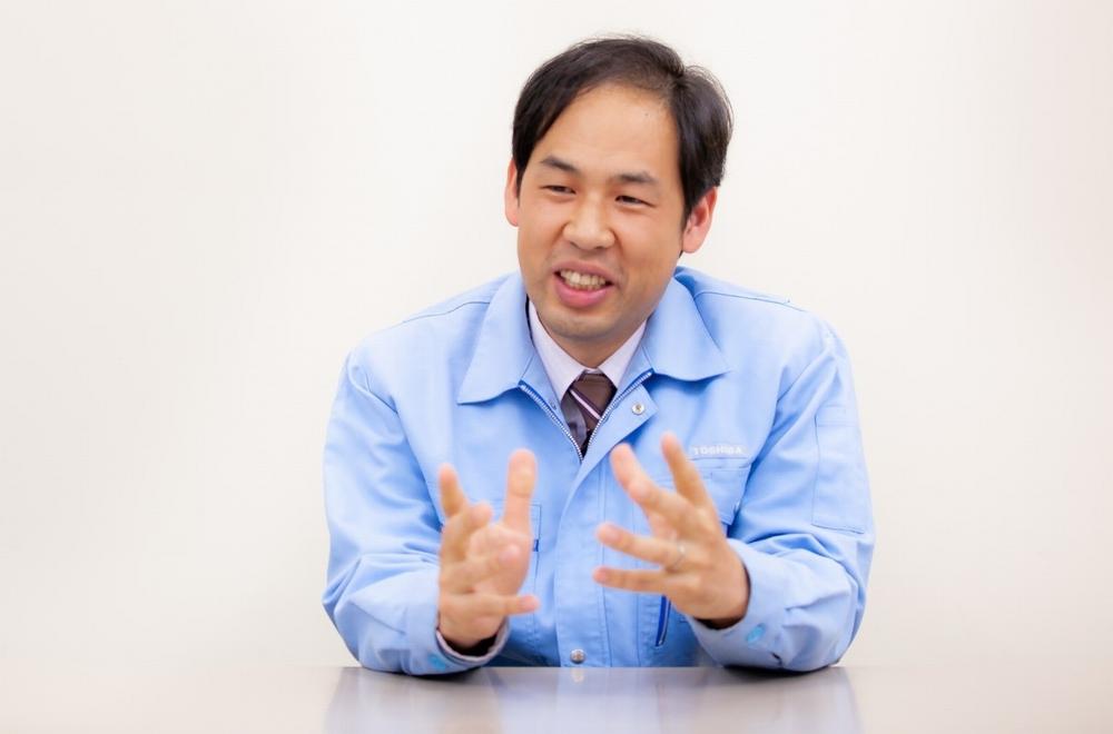 株式会社東芝 研究開発センター 機械・システムラボラトリー 研究主務 碓井隆氏