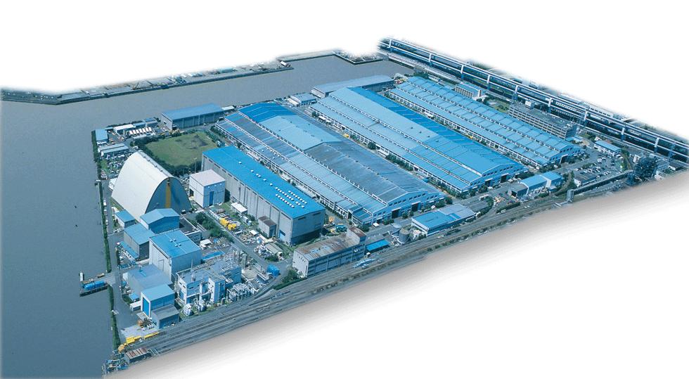 東芝エネルギーシステムズ・浜川崎工場