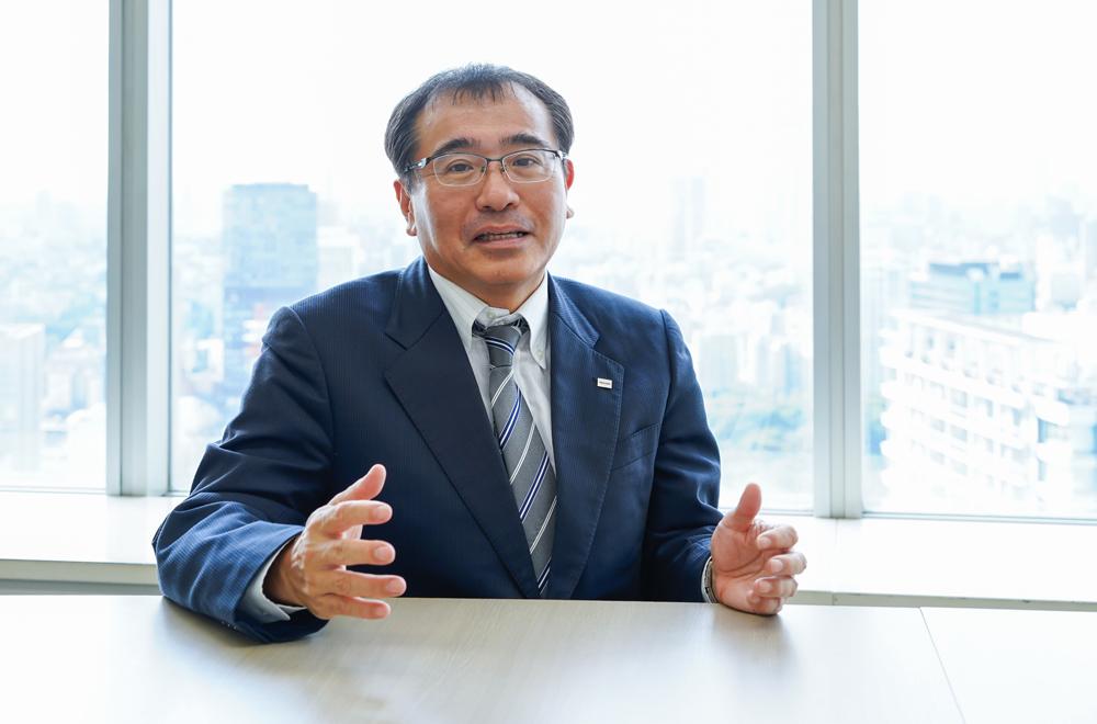 東芝 生産技術センター 副所長 宮内孝氏