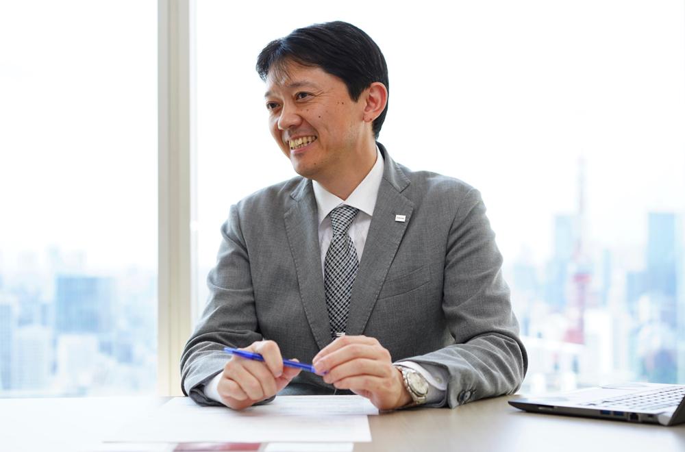 東芝 技術・生産統括部 石川諭氏