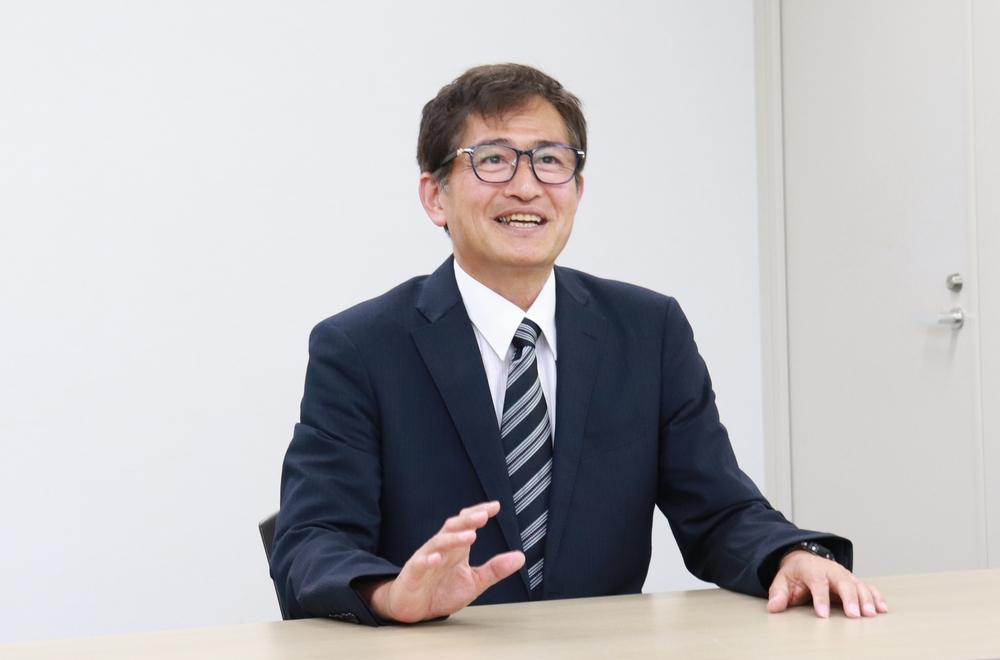 東芝テック株式会社 技術企画部 技術企画担当 吉田稔氏
