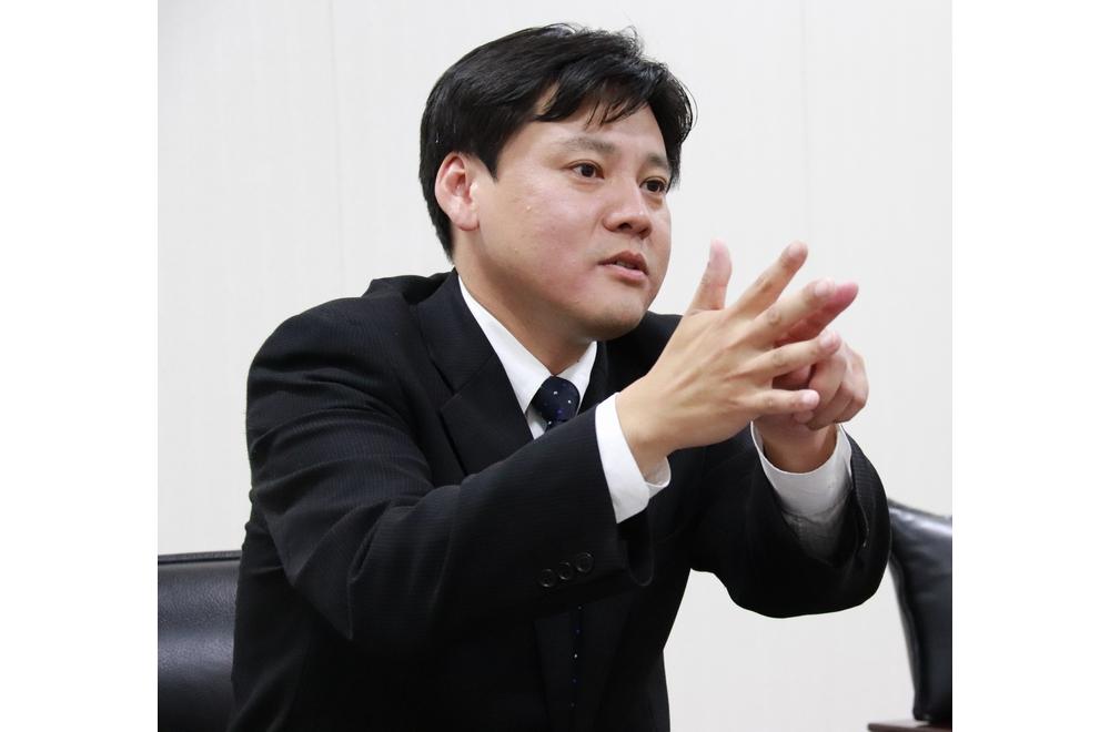 東芝インフラシステムズ株式会社 電波応用技術部 水谷文彦氏
