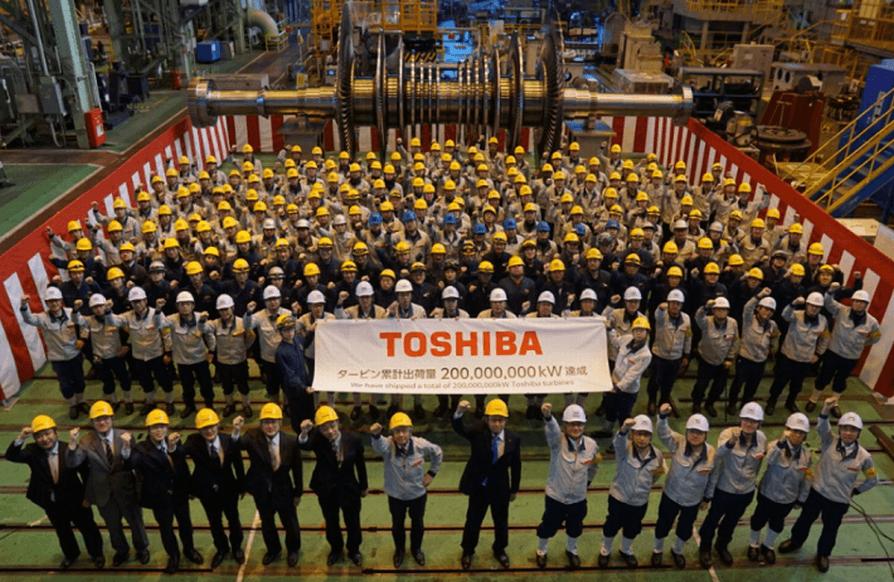 京浜事業所にて、3億kWを目指して