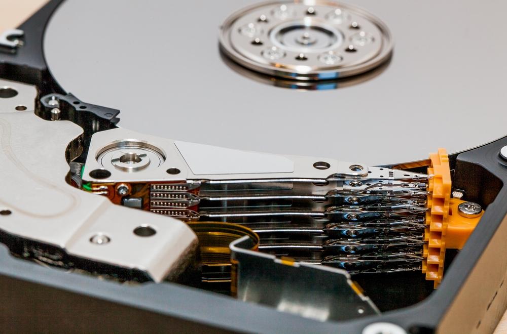 多数のディスクを搭載する