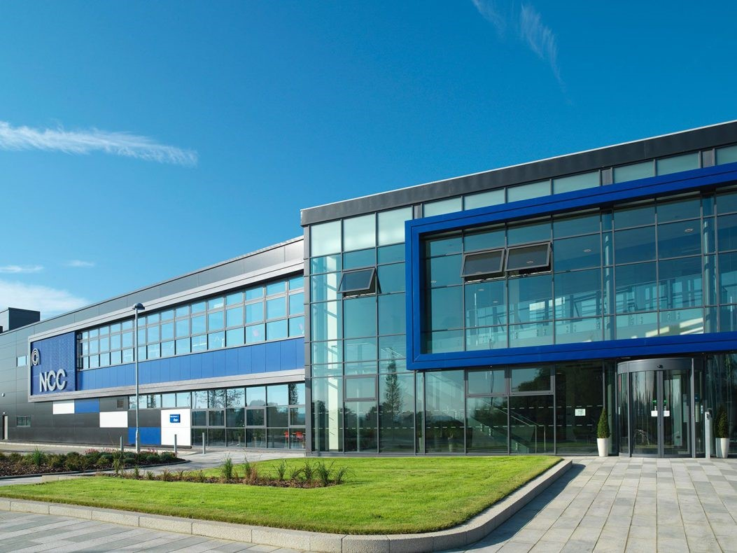 英国国立複合材料センター(NCC)