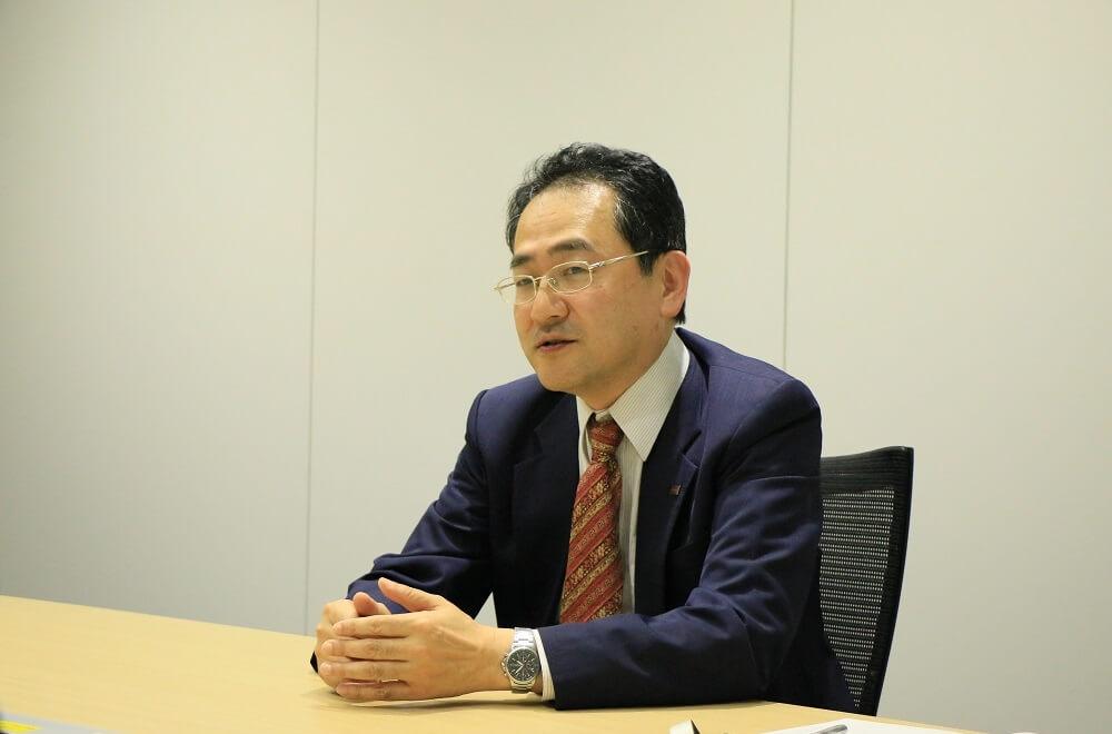 東芝インフラシステムズ株式会社・鉄道システム事業部 武井忠氏