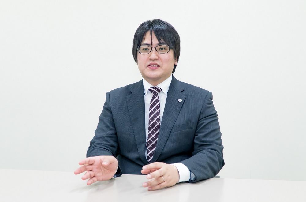 東芝 研究開発本部 研究開発センター メディアAIラボラトリー 研究主務 柴田智行氏