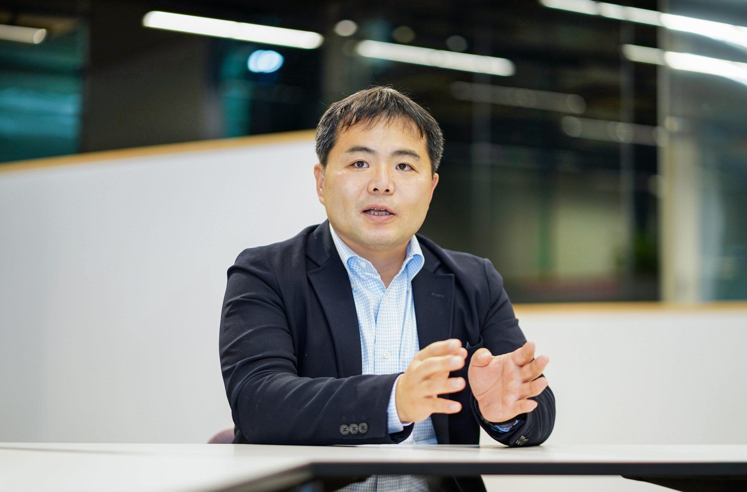 株式会社東芝 CPS×デザイン部 CPS戦略室 参事 相澤 宏行氏