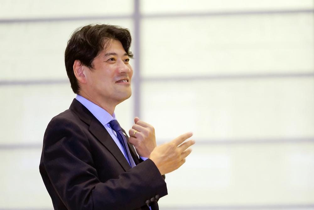 東芝プラントシステム株式会社 取締役常務 産業システム事業部 事業部長 大前 幸雄氏(3)