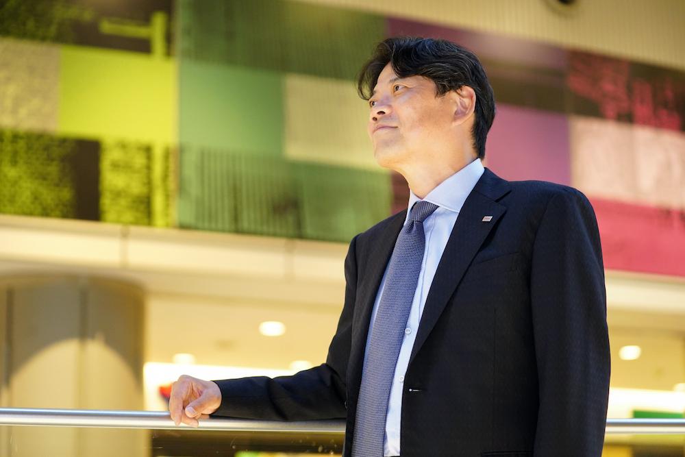 東芝プラントシステム株式会社 取締役常務 産業システム事業部 事業部長 大前 幸雄氏(4)