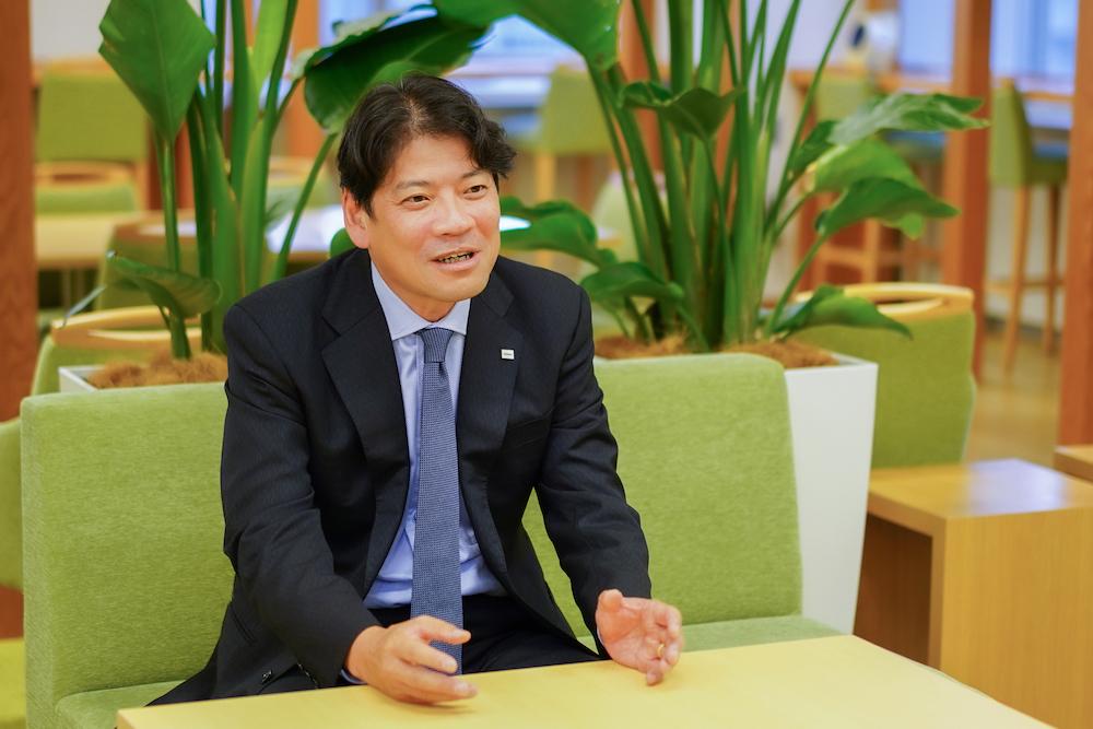 東芝プラントシステム株式会社 取締役常務 産業システム事業部 事業部長 大前 幸雄氏(2)