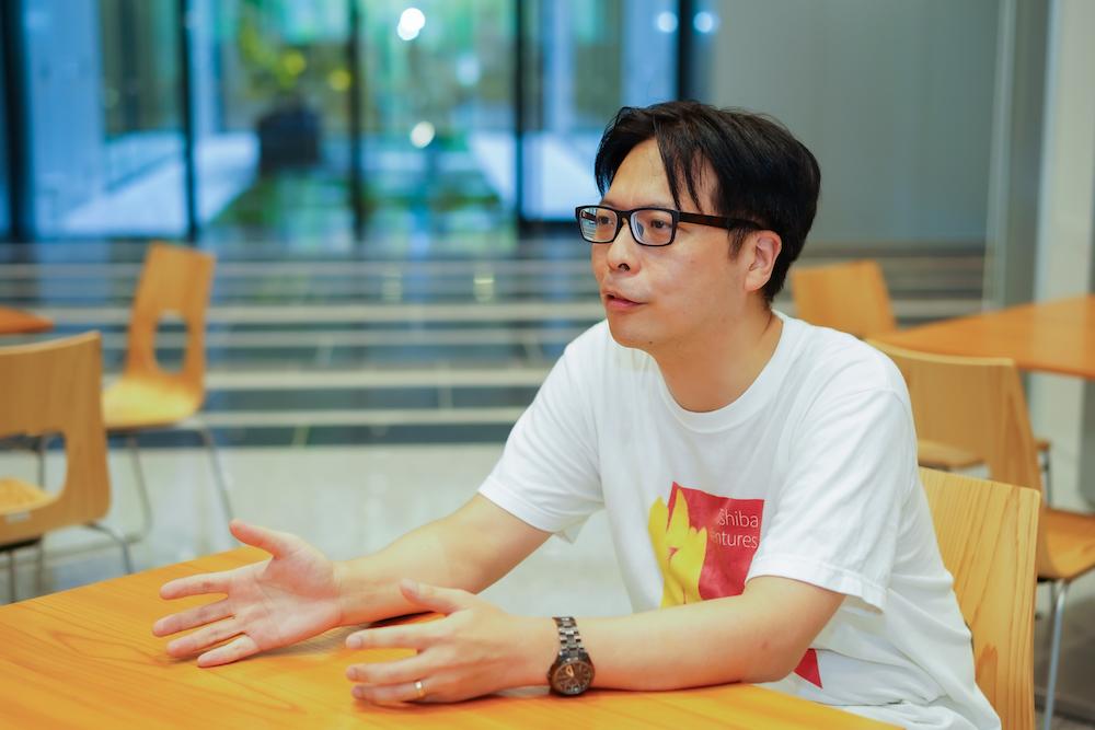 株式会社東芝 CPSxデザイン部 新規事業推進室 エキスパート 三島雄一郎氏